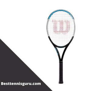 Wilson Ultra 100 V3.0 Review-Best Arm Friendly Tennis Racquet