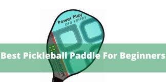 Best Pickleball Paddle For Beginners