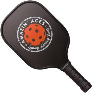 Amazin' Aces Classic Graphite Pickleball Paddle