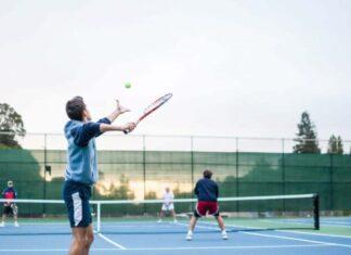 Teach Yourself To Play Tennis